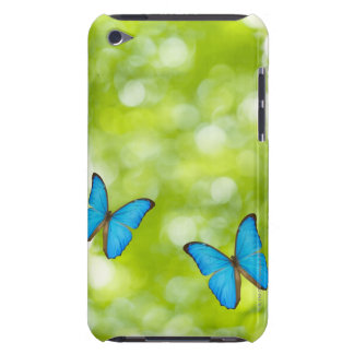 Butterflies flying, Digital Composite iPod Touch Covers