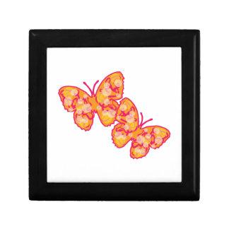 Butterflies Jewelry Box