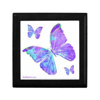 Butterflies Gift Box by Jan Marvin