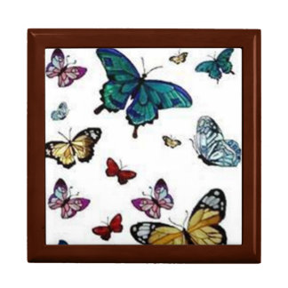 Butterflies Giftbox Jewelry Box