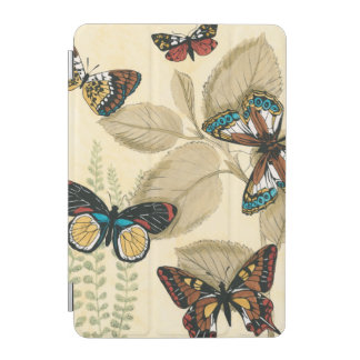 Butterflies Gliding Over Leaves iPad Mini Cover