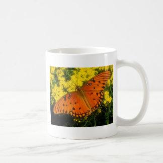 butterflies gulf fritillary mugs