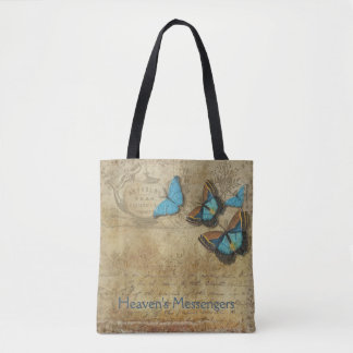 BUTTERFLIES - Heaven's Messengers  - Handbag