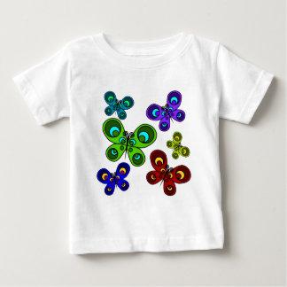 Butterflies in Flight Baby T-Shirt