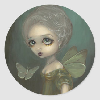"""Butterflies in Gloom"" Sticker"
