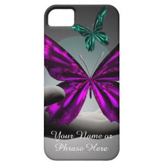 Butterflies in Motion Barely There iPhone 5 Case