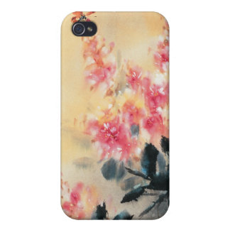 Butterflies in Spring iPhone4 Case iPhone 4/4S Cases