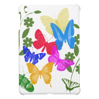 butterflies iPad mini cover
