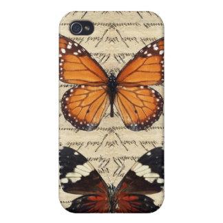 butterflies iPhone 4/4S cases