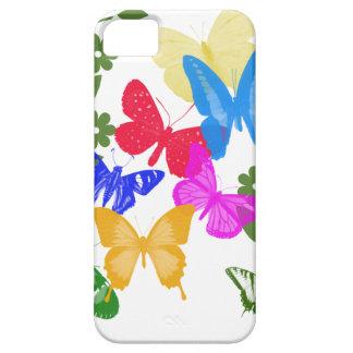 butterflies iPhone 5/5S cases