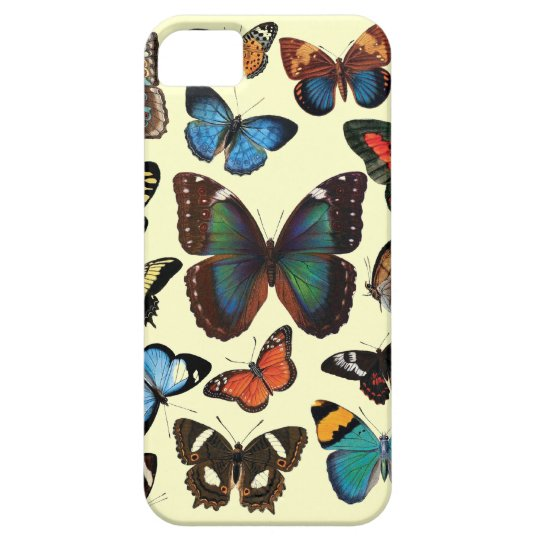 Butterflies iphone cover