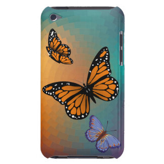 BUTTERFLIES iPod TOUCH CASES
