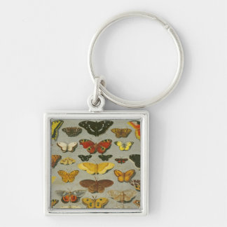 Butterflies Key Ring