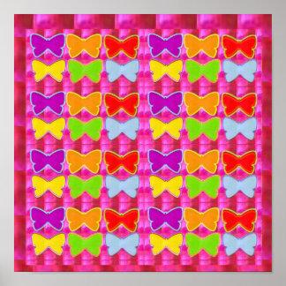 BUTTERflies : Kids Love Butterflies Print