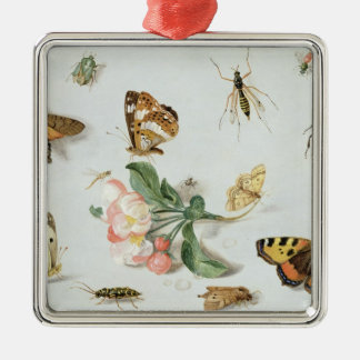 Butterflies, moths and other insects christmas ornament