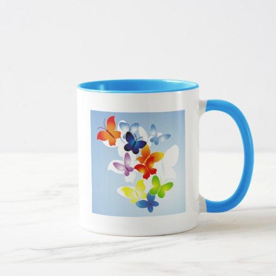 Butterflies! Mug