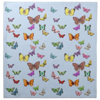 Butterflies Napkin