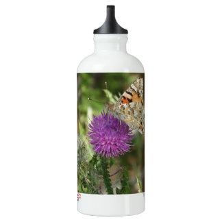 Butterflies Nature Photography Travel Bottle
