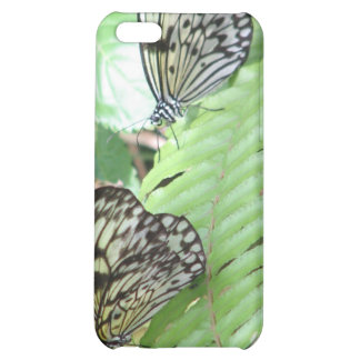 Butterflies on Fern iPhone 4 Case