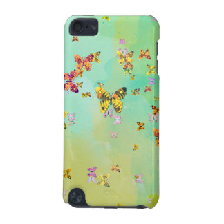 Butterflies on springtime iPod touch 5G cover