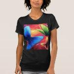 Butterflies Party Art Painting - Multi T-shirt