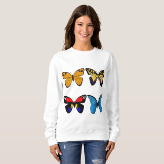 Butterflies Sweatshirt