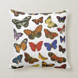 Butterflies Throw Pillow Throw Cushions