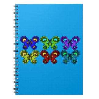 Butterflies Together Notebook