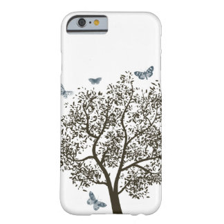 Butterflies Tree Barely There iPhone 6 Case