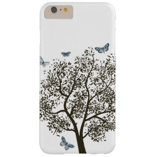 Butterflies Tree Barely There iPhone 6 Plus Case