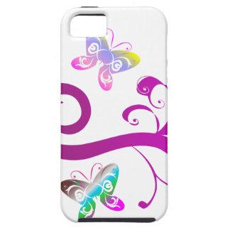 butterflies wings spring pink purple wing pattern iPhone 5 cover