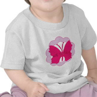 Butterfly 16th Birthday Gifts T-shirts