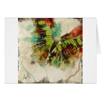 Butterfly 3 card