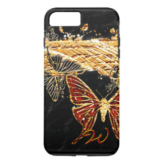 Butterfly 3 iPhone 7 plus case