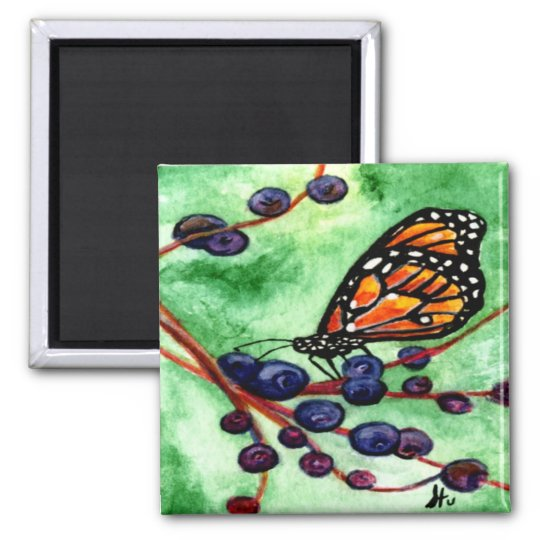 Butterfly 3 Magnet