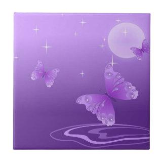 butterfly-69998 cartoon butterfly purple white vec ceramic tiles
