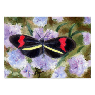 Butterfly aceo Art Card Business Cards