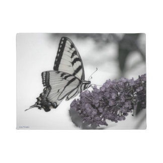 Butterfly All the Way Doormat
