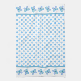 Butterfly American MoJo Kitchen Towel