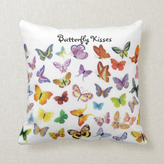Butterfly American MoJo Pillow Throw Cushion