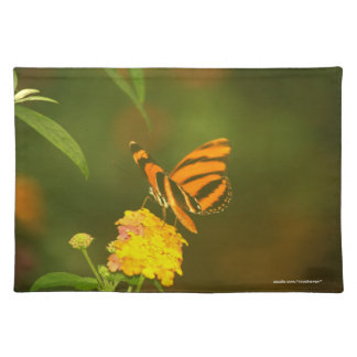 Butterfly American MoJo Placemat