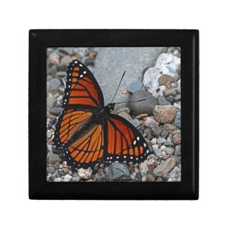 Butterfly and Stones Keepsake Boxes