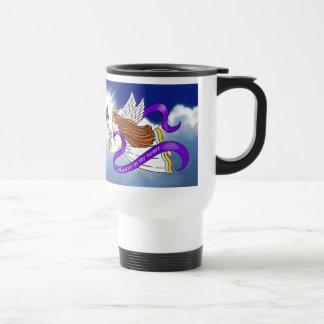 Butterfly Angel Coffee Mugs