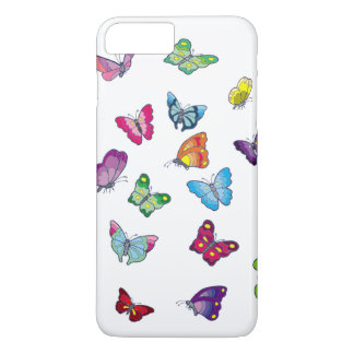 Butterfly Apple iPhone 8 Plus/7 Plus, Phone Case