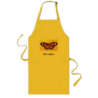 butterfly apron( born again) long apron