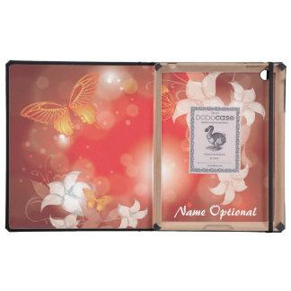 Butterfly Art 18 DODO iPad Folio Cases iPad Folio Cover