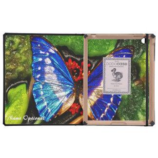 Butterfly Art 24 DODO iPad Folio Cases Covers For iPad