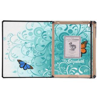 Butterfly Art 2 DODO iPad Folio Cases iPad Folio Cover
