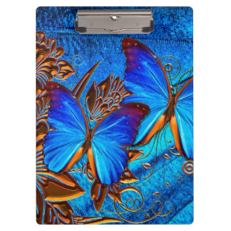 Butterfly Art 35 Clipboard