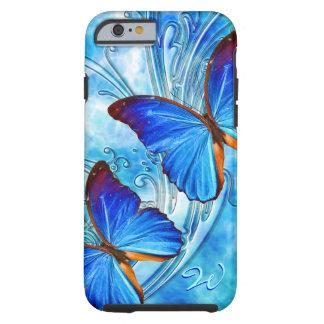 Butterfly Art 37 Case Tough iPhone 6 Case